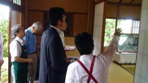 熱海市長をお迎えして 第4回 東山荘・みがき隊 ワークショップ開催!