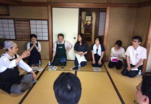 第2回 東山荘・みがき隊 ワークショップを開催しました